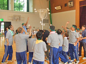大野市福祉スポーツ大会